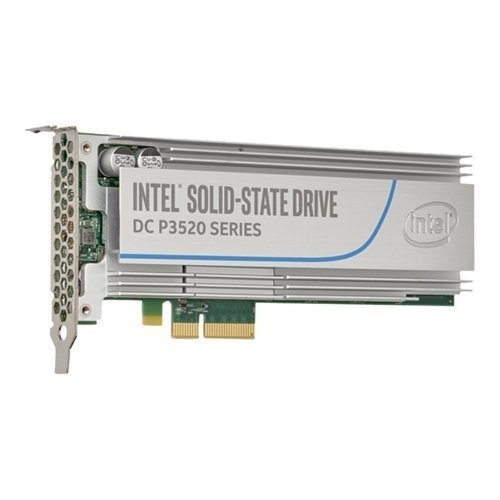 INTEL SSD DC P3520 1.2TB 1/2 Height 3.0 x4 PCIe