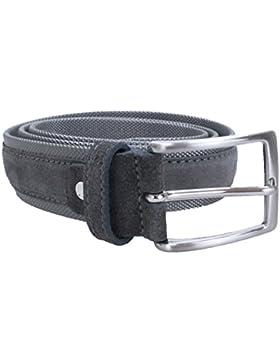 Ak Collezioni - Cinturón - para hombre gris gris 120