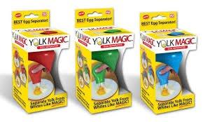 Yolk Magic Yolk Magic Egg Separator