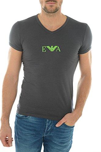 Emporio Armani 110810 4A715 04543 t-shirt grigio