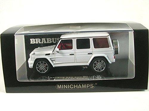 brabus-b63-620-widestar-metallic-weiss-2012-modellauto-fertigmodell-minichamps-143