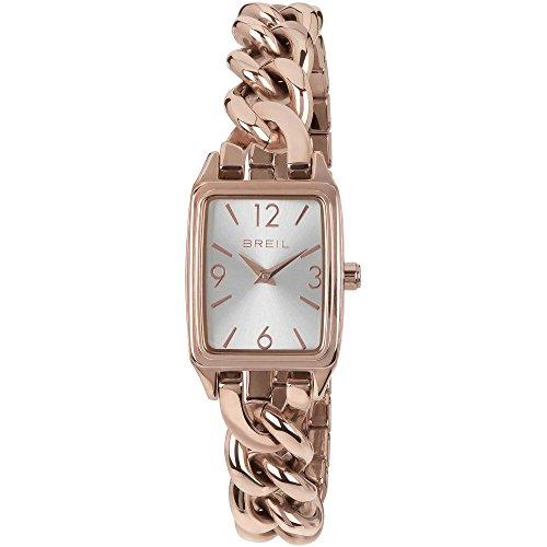 Breil orologio analogico quarzo donna con cinturino in acciaio inox tw1645