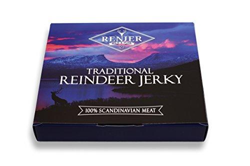 Traditional Reindeer Jerky