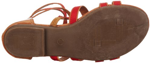 XTI 25860 SP13, Sandali donna Rosso (Rot (rojo (red) X27))