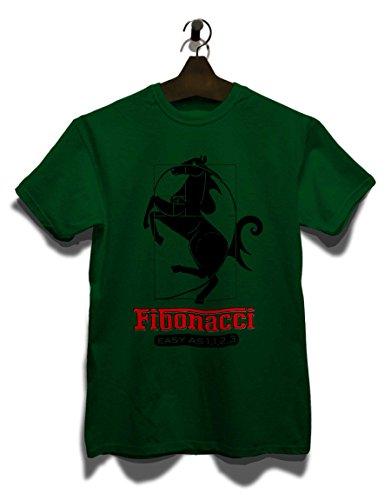 fibonacci-ferrari-t-shirt-dunkelgruen-dark-green-xl