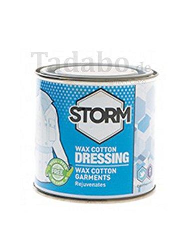 Imprägnier-Creme für Wachsbekleidung Storm Rub on Wax Cotton Dressing 200 Gr. Test