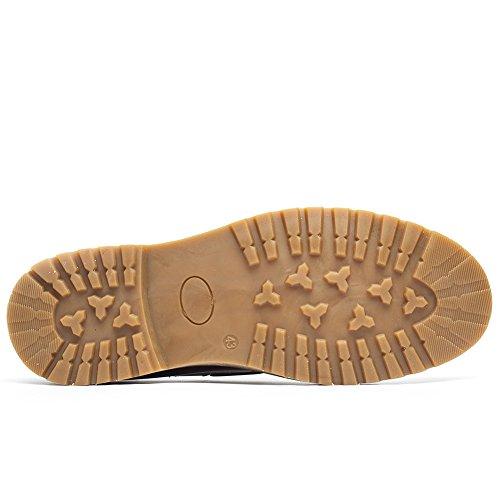 efe5f6fd51d PrevNext. 1. 2. 3. 4. Zapatos Nauticos Barco Marrones para Hombres - Mocasines  Cómodos Hombre ...