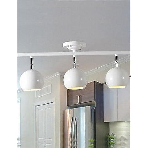 EIK 3W luce della pista , Contemporaneo Altro caratteristica for LED MetalloSalotto / Camera da letto / Sala da pranzo / Cucina / Sala , cool white-220-240v