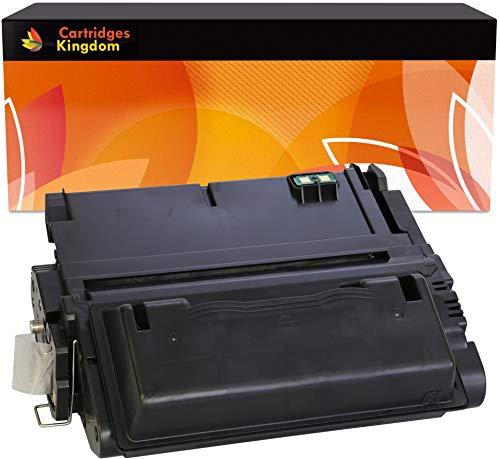 Cartridges Kingdom Toner kompatibel zu HP Q1338A 38A für HP Laserjet 4200, 4200DTN, 4200DTNS, 4200DTNSL, 4200L, 4200LN, 4200LVN, 4200N, 4200TN (Laserjet 4200 Hp Toner)