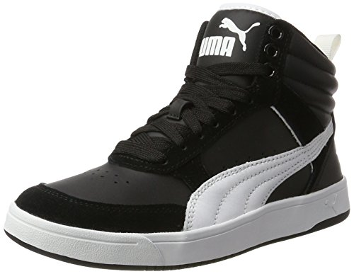 6287df793323b5 Puma Unisex Adults Rebound Street v2 Hi-Top Trainers