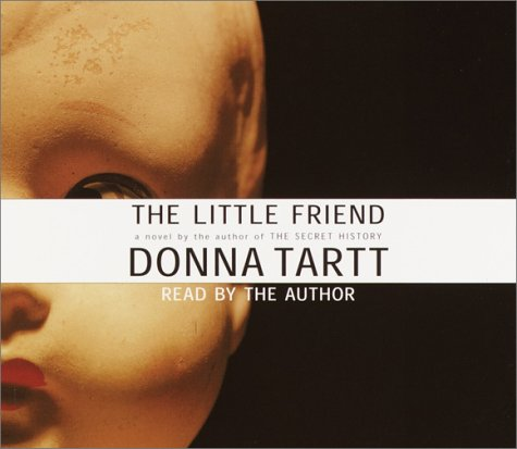 Buchseite und Rezensionen zu 'The Little Friend' von Donna Tartt