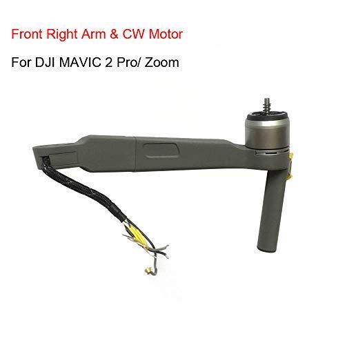 Mitlfuny RC Quadrocopter Drohne, DJI Mavic 2 Pro / Zoom-Drohne Hinterer linker Arm und ()