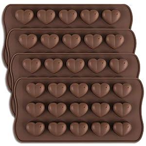 homEdge Molde de chocolate con