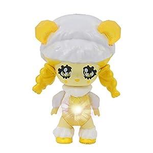 Giochi Preziosi Glimmies GLP005 Figura de Juguete para niños Blanco, Amarillo Chica - Figuras de Juguete para niños (Blanco, Amarillo, 3 año(s), Chica, China, LR41, 60 mm)