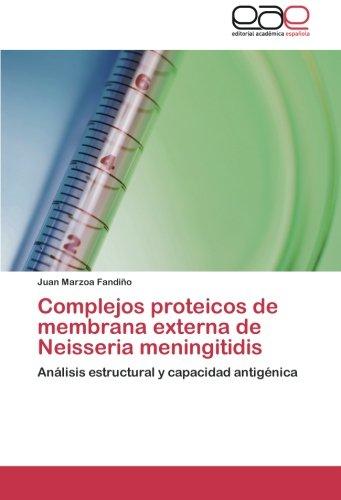 Complejos Proteicos de Membrana Externa de Neisseria Meningitidis