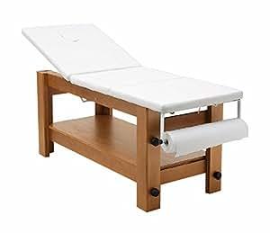 Agv Group - Table Lit De Massage, Soins Beauté, Esthétique En Bois Regolo Vip Okume