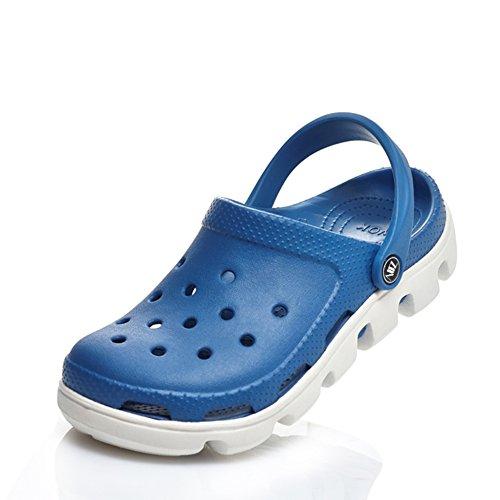 Verão Respirável Dos Chinelos Sandálias Em C Solas Casuais Grossas buraco Anti Homens Sapatos Homens derrapante Badeschuhe wvAq6X