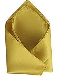 Toalla de inserción para corbata y Smoking Uni Negro Rojo Blanco Verde etc.