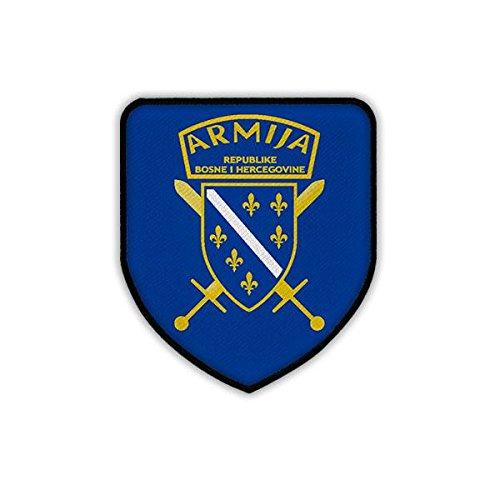 Patch / Aufnäher - Armee der Republik Bosnien und Herzegowina Armija Republike Bosne i Hercegovine Streitkraft ARBiH ABiH Militär Einheit Wappen Abzeichen Emblem Uniform #19188