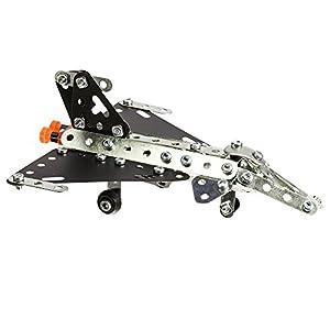 MECCANO - 10 Multimodels Modelos aéreos, Juego de construcción (Bizak 61921678)