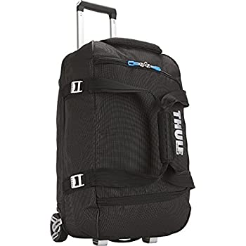 Thule Luggage Crossover TCDP1, Sac à dos mixte adulteNoir, Synthétique, Taille unique