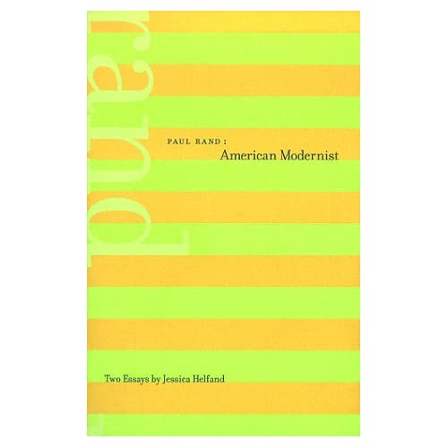 Paul Rand: American Modernist
