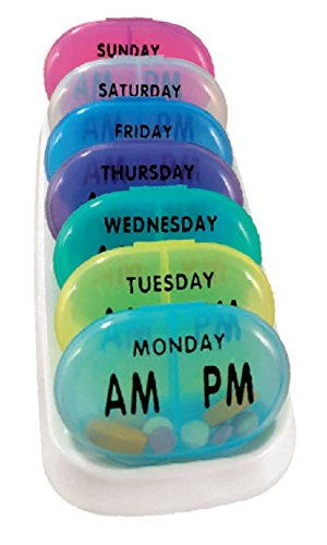 weekly-7-day-pill-tablet-medication-boxes-tubs-pots-dispenser-organiser