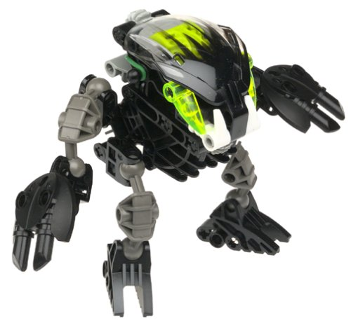 2002 Lego-sets (Lego Bionicle Bohrok Nuhvok (GREY) #8561)