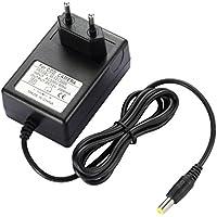Liqoo® Adattatore caricatore di alimentazione 12 V 2A, 24 W Cavo con presa EU per alimentare PC/stampante/Nastro LED/LCD/TFT/router, ecc.