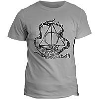 Tshirt Master of Death Harry Potter - formula magica -