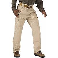 5.11 TAC LITE - Pantalones deportivos para hombre, color caqui, talla 30 Wide/32 Leg