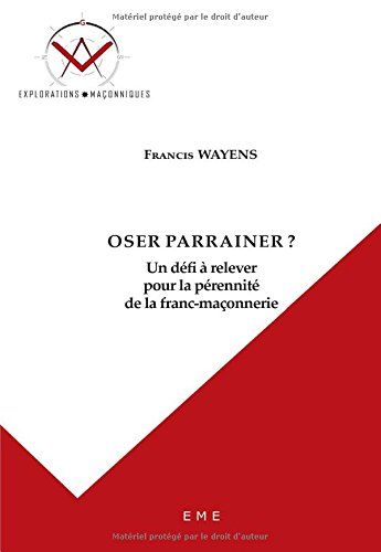 Oser parrainer ? par Francis Wayens