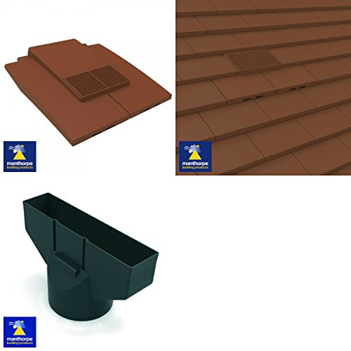 dark-brown-plain-in-line-roof-tile-vent-pipe-adaptor-for-concrete-and-clay-tiles