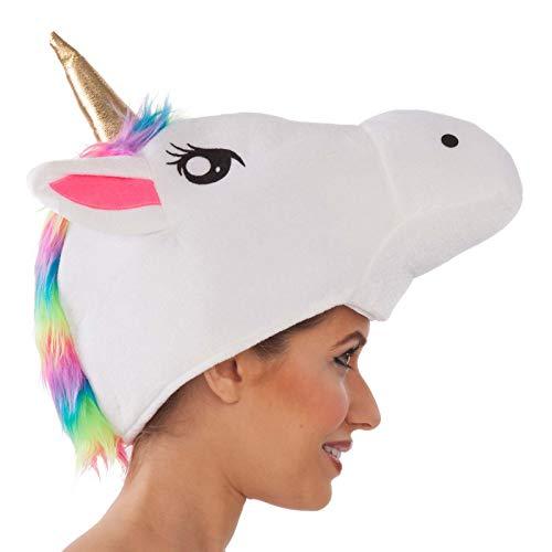 My Other Me Gorro Unicornio Arcoíris