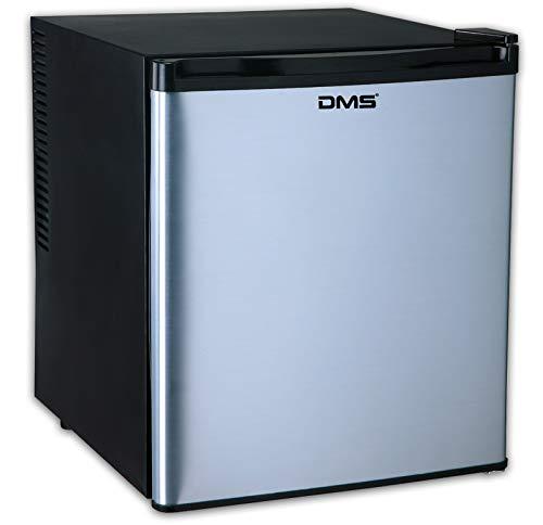 Mini Kühlschrank für die Minibar, freistehend Hotelkühlschrank 50 Liter EEK A+ Silber DMS KS-50S