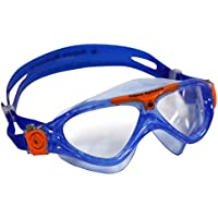 Aqua Sphere Kid's Vista Junior Boy's and Girl's Swimming Goggle, Mask