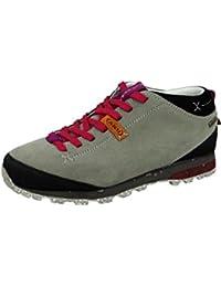 AKU zapatos de senderismo senderismo 504-298 Bellamont Suede GTX gris