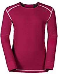 Odlo 155169 T-Shirt Manches Longues Fille