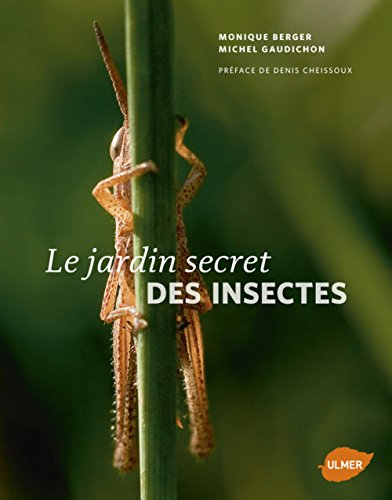 Le Jardin secret des insectes