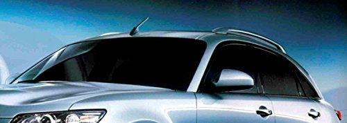 Shoppy Landia Rouleau de film solaire teinté pour vitres de voiture bureau ou domicile 300 x 50 cm