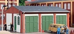 Auhagen - Casa de decoración para modelismo ferroviario (11438)