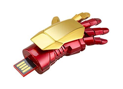 Kostüm Stick Figur Kind - Iron Man Hand USB Stick 8GB
