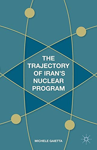 The Trajectory of Iran's Nuclear Program