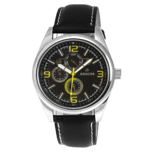 Sinobi Herren-Uhren Quarz Analog SS0048G-2