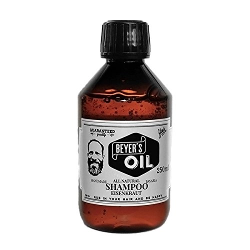 Beyer's Oil Shampoo Eisenkraut - Bartshampoo - Haarshampoo