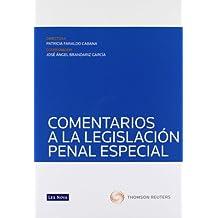 Comentarios a la Legislación Penal Especial