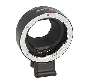 Minadax Adapter Canon EF und EF-S auf EOS M - wie der Canon Mount Adapter EF-EOS M