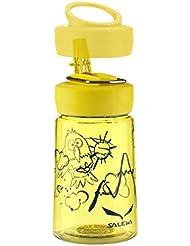 Salewa Runner Kids - Botella, color amarillo, 0.35 l