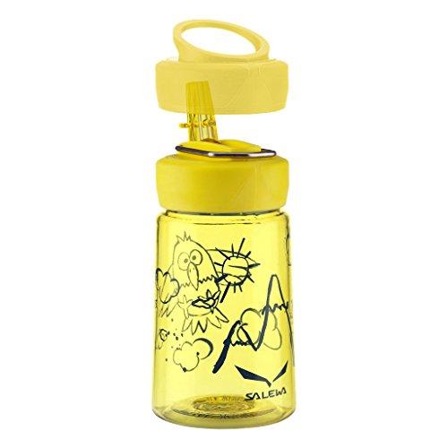 SALEWA Kinder Sportflasche 0.35 L, gelb, UNI