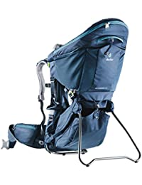 Deuter Kid Comfort Pro Sac à Dos Enfants, 45 cm, Bleu (Midnight)
